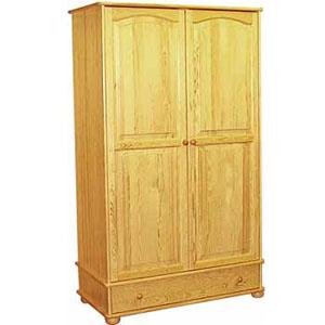 szafy dwu drzwiowe z szufladą